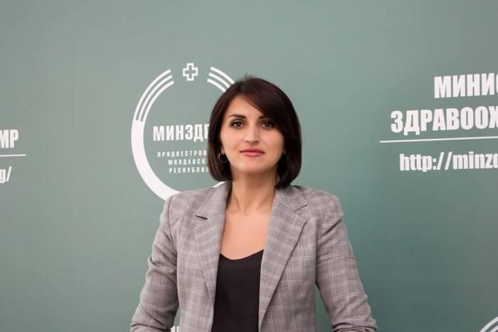 Министр здравоохранения ПМР призвала граждан тщательнее соблюдать противоэпидемические меры