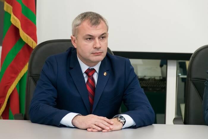 Министром внутренних дел ПМР назначен Виталий Нягу