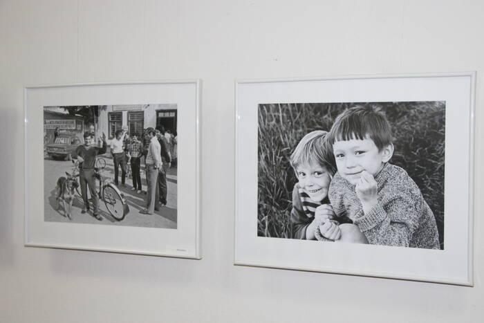 «Мир глазами Михаила Блонштейна»: В Рыбнице открылась выставка фотографий
