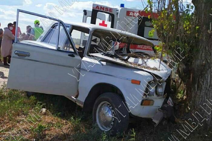 Молодая девушка без водительских прав совершила ДТП в Кицканах