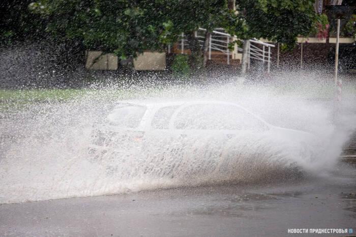 На ближайшие дни метеорологи обещают грозы