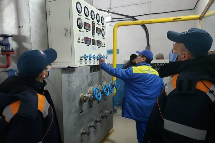 На этой неделе запланированы пусконаладочные работы на слободзейской кислородной станции