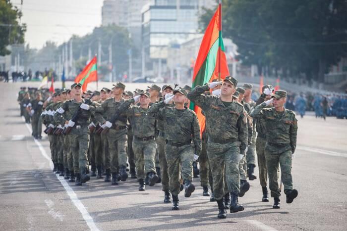 На главной площади столицы состоялась репетиция Военного парада