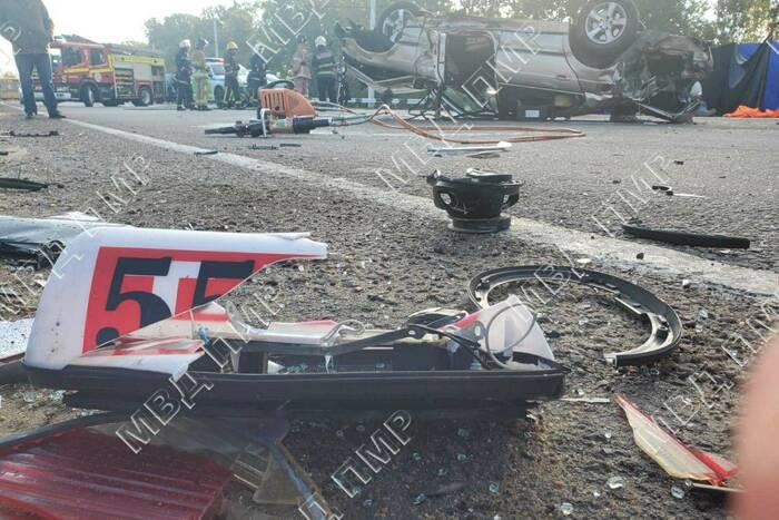 На мосту Тирасполь - Бендеры произошла авария со смертельным исходом