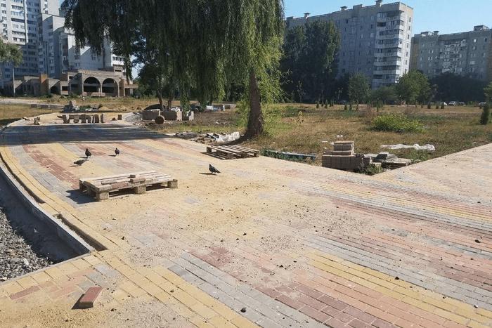 На набережной Рыбницы появится новый парк
