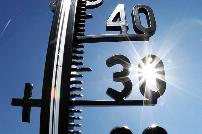 На воскресенье синоптики прогнозируют жаркую погоду без осадков