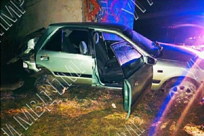 Накануне ночью в республике произошло 2 ДТП по вине нетрезвых водителей