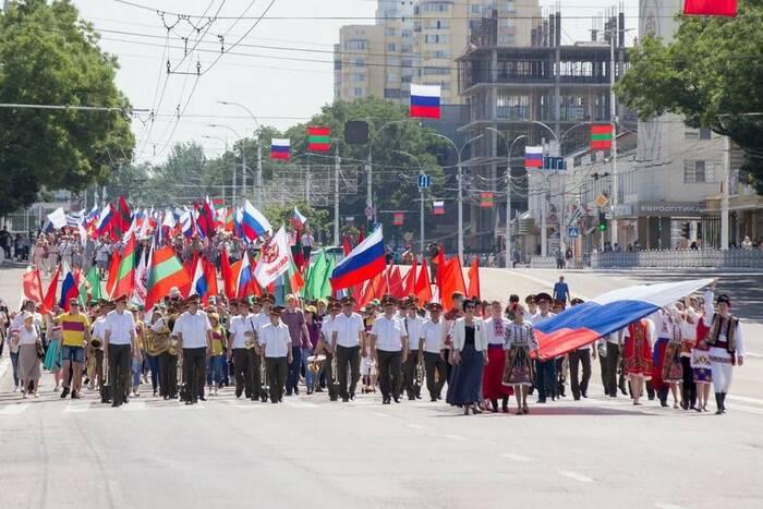 Народ Приднестровья одобрил Декларацию о независимости