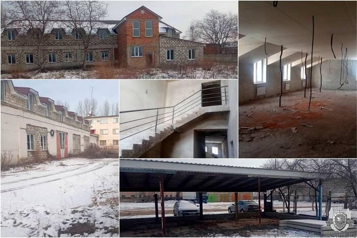 Несколько подразделений бендерского УВД планируют разместить в здании на улице Тимирязева