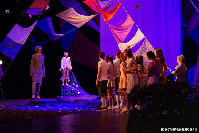 Новый театральный сезон в Приднестровье открыли сказкой «Маленький принц»