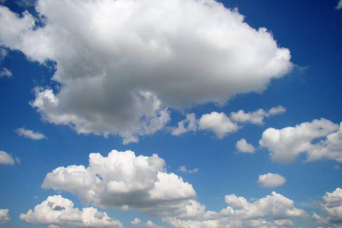 Облачная с прояснениями погода будет в четверг
