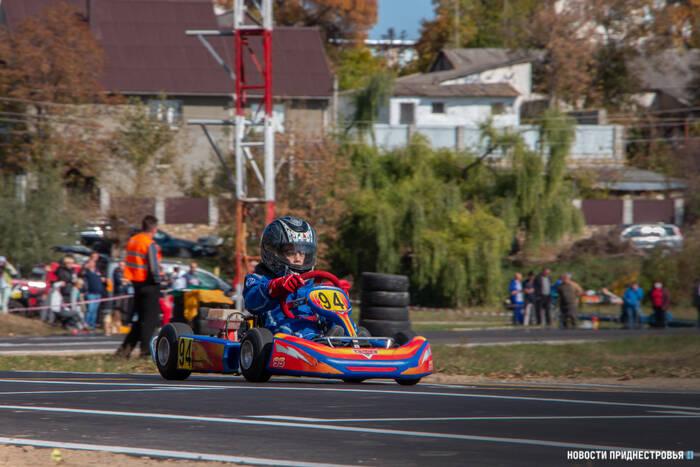 Обновлённый картодром Григориополя принял первый этап чемпионата Молдавии по картингу