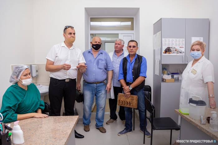 Представители ОНФ посетили два объекта в Тирасполе