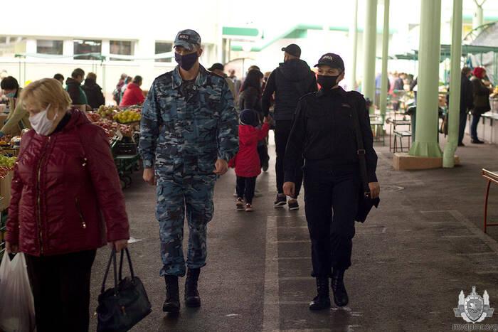 За неделю выявлено более 30 нарушений карантинного режима