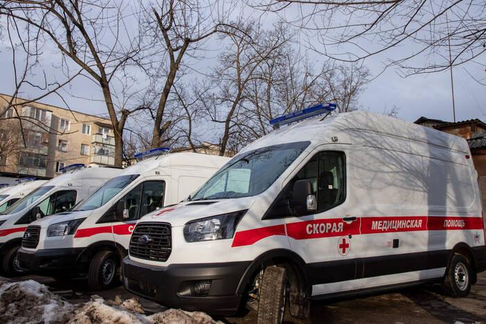 Автопарк республиканской службы скорой медпомощи обновлен практически на 100%