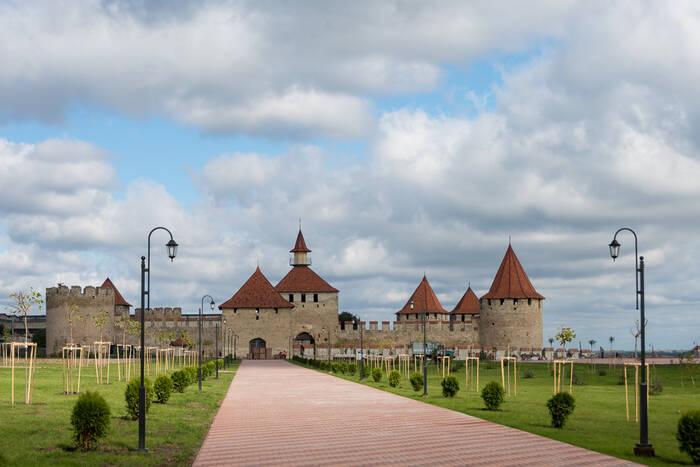 Оперштаб при Президенте разрешил проведение экскурсий на территории Бендерской крепости