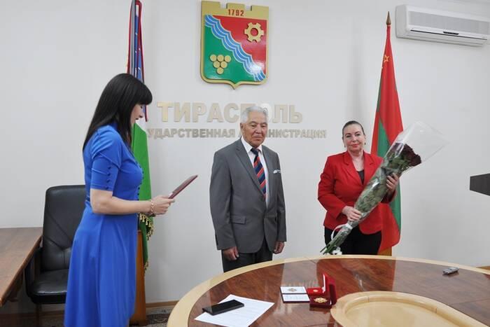 Насредин Мехтиев удостоен Ордена Дружбы