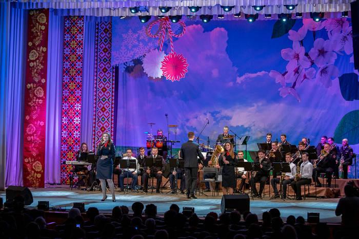 Оркестр Тираспольского юридического института выступил с музыкальной программой «Мартиссимо»