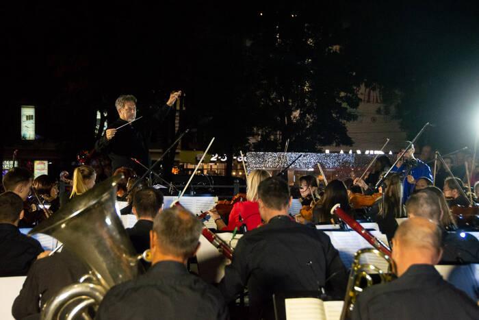 «Осенняя симфония» от Государственного симфонического оркестра