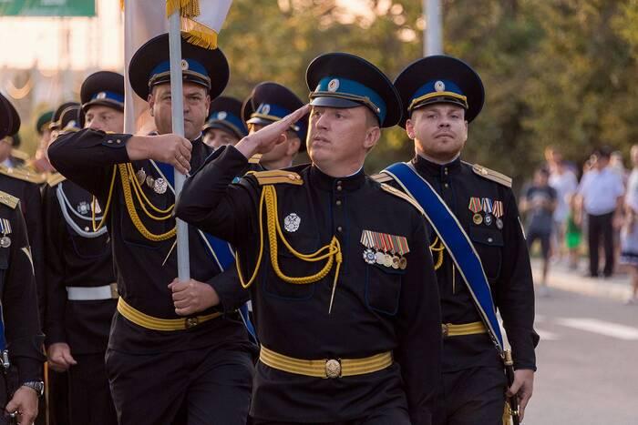 Отдельному резервному пограничному казачьему полку МГБ ПМР – 28 лет
