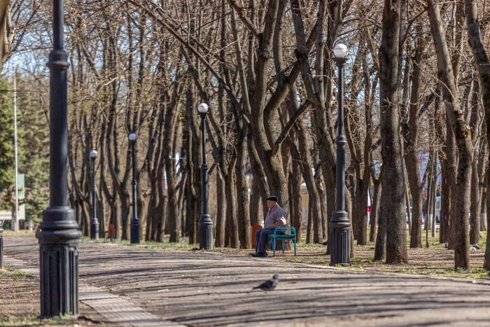 Переменная облачность и +13°С ждут приднестровцев 3 апреля