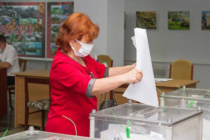 По данным на 16:00 в Приднестровье на выборах Госдумы РФ проголосовали более 46,4 тысячи человек