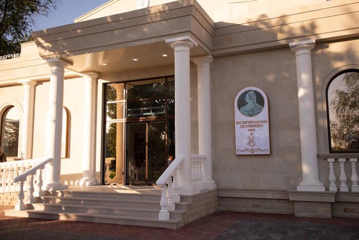 По поручению главы государства в выставочном зале Екатерининского парка представят археологическую экспозицию