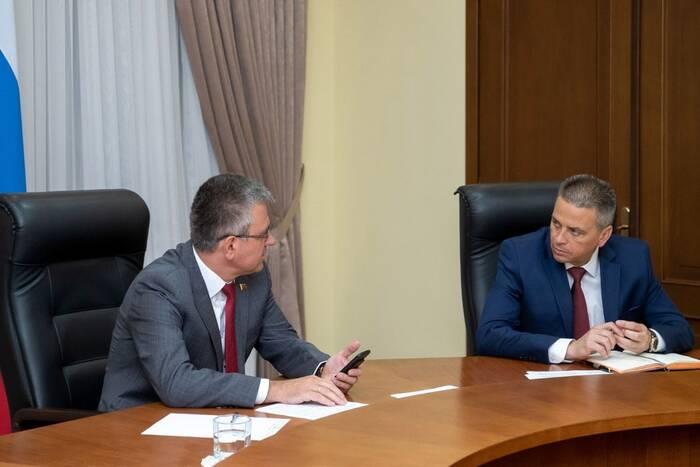 По поручению Президента в Слободзейском COVID-госпитале проверят качество ремонтных работ