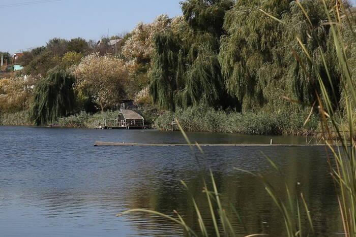 По «Ягорлыку» планируют сделать водные экскурсии