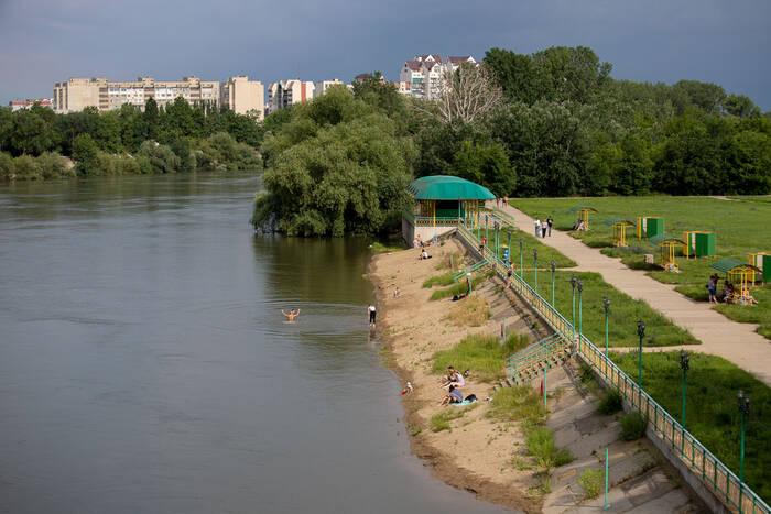 Перед купальным сезоном на приднестровских пляжах наведут порядок