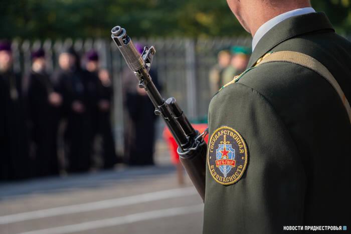 Пограничные органы ПМР отмечают 29-ю годовщину образования