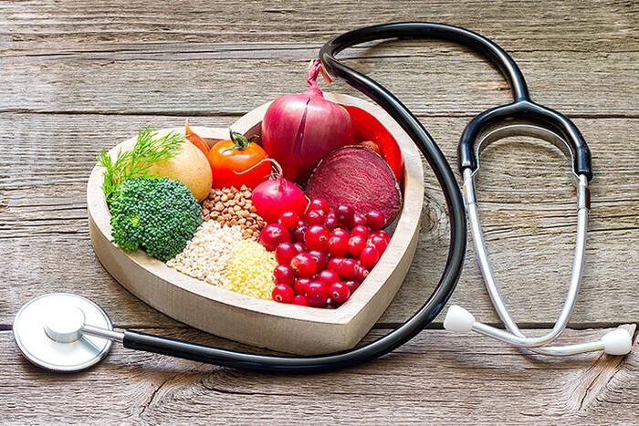 Правильное питание против сердечно-сосудистых заболеваний
