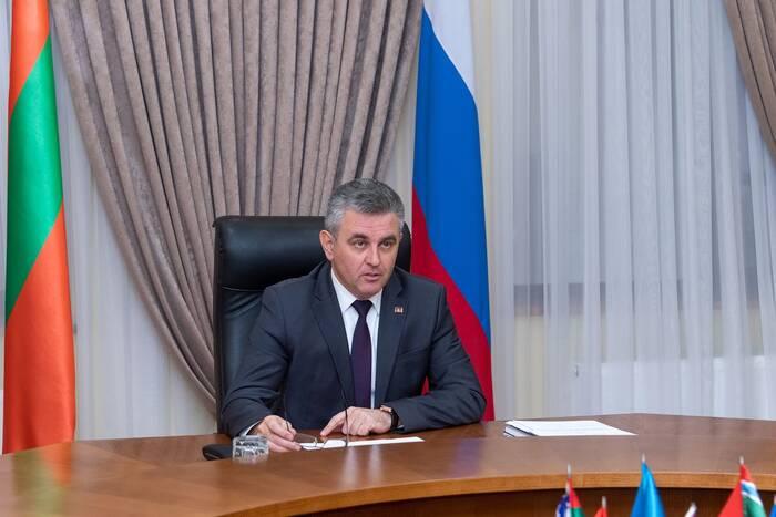 Президент ПМР прокомментировал высказывания политиков Молдовы о событиях 2 марта 1992 года
