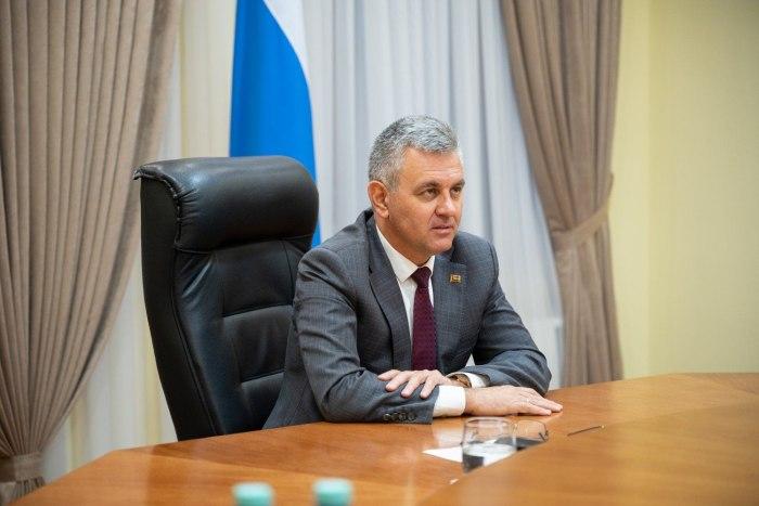 Президент ПМР провел рабочее совещание с главами госадминистраций