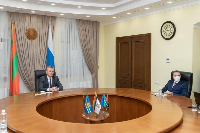 Президент ПМР провел совещание с главами госадминистраций