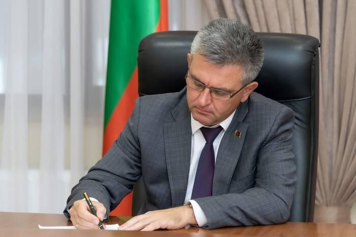 Президент подписал закон о государственной геномной регистрации в ПМР