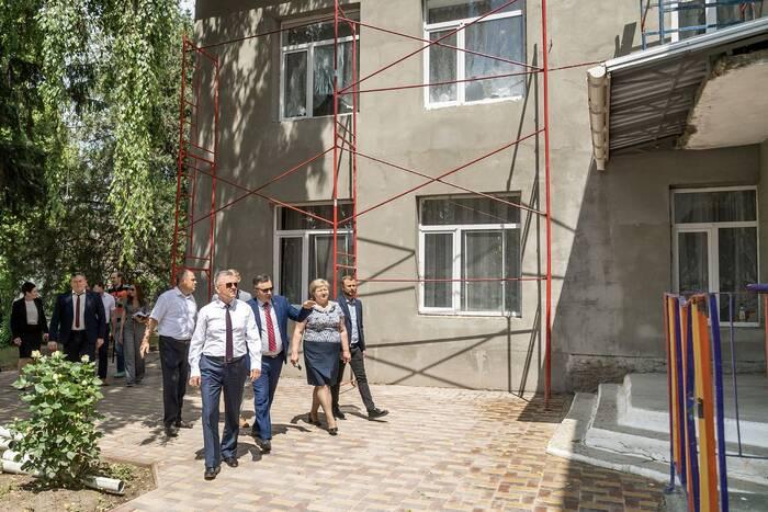 Дубоссарский центр развития ребёнка «Ивушка» с 1 сентября возобновит приём воспитанников
