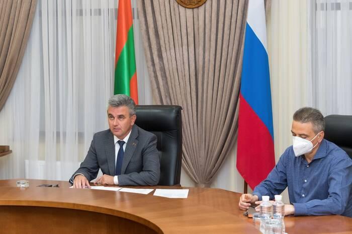 Глава государства: От эффективности системы здравоохранения во многом зависит благополучие приднестровского общества