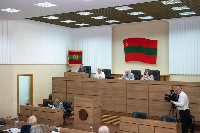 Президент провёл встречу с первыми приднестровскими депутатами