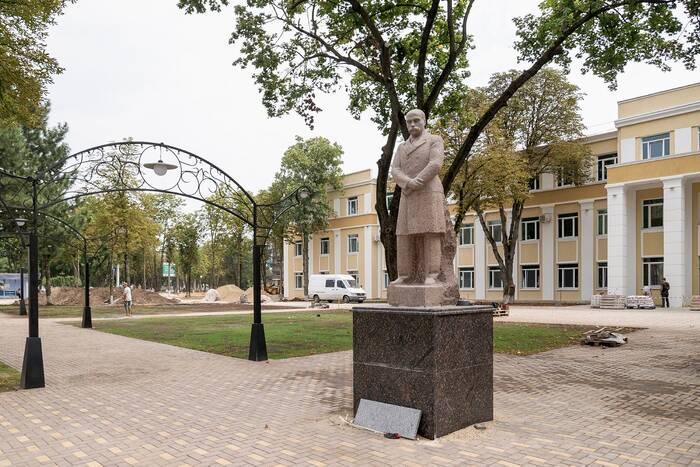 В этом году на сферу просвещения из Фонда капвложений выделено 35 млн рублей
