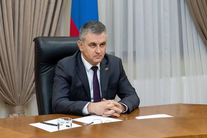 Президент Вадим Красносельский принял участие в работе Коллегии МИД ПМР