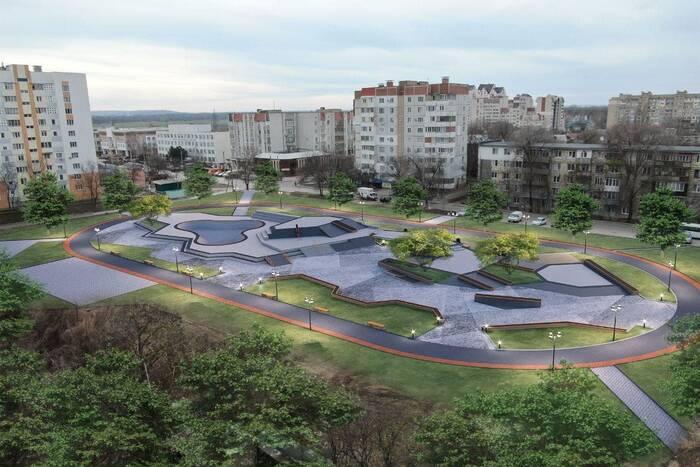 Президент Вадим Красносельский рассказал, где построят самый крупный в республике роллердром