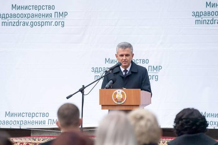Президент Вадим Красносельский: Здоровьем людей надо заниматься всегда