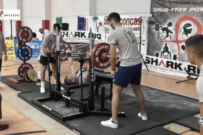 Приднестровцы – чемпионы мира по пауэрлифтингу WDFPF