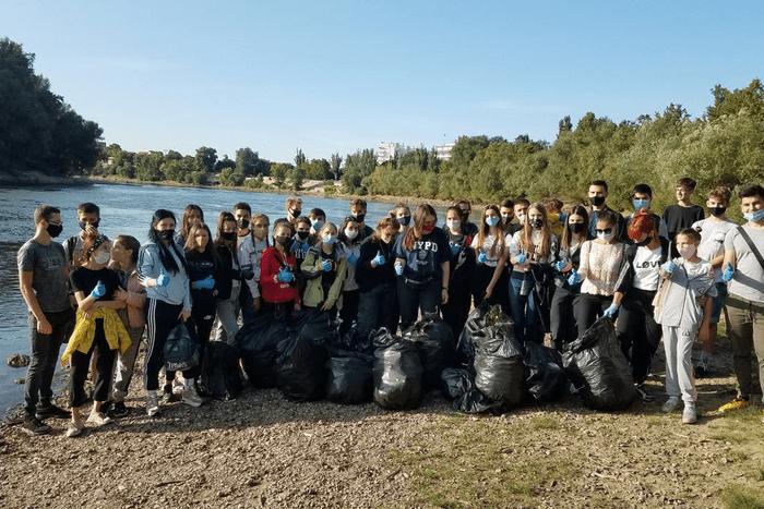 Приднестровские активисты присоединились к российской экологической акции