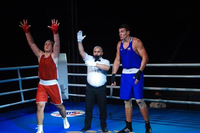 Приднестровские боксеры готовятся к молодежному чемпионату Европы