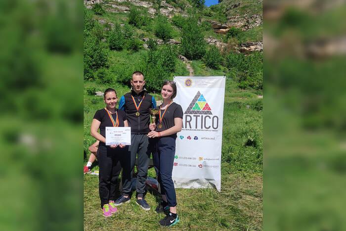 Приднестровские скалолазы стали чемпионами Молдавии по горному туризму