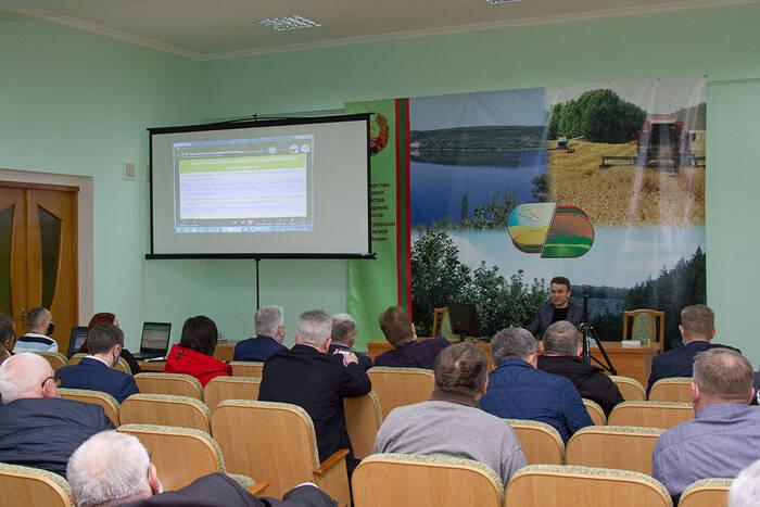 Приднестровским аграриям рассказали о современных технологиях ведения экоземледелия