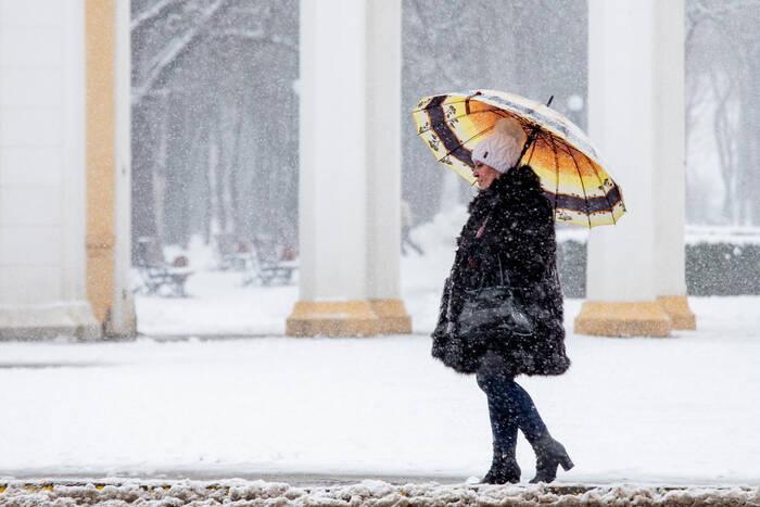 Прогноз погоды на 11 февраля: местами осадки, днём – около +7°С