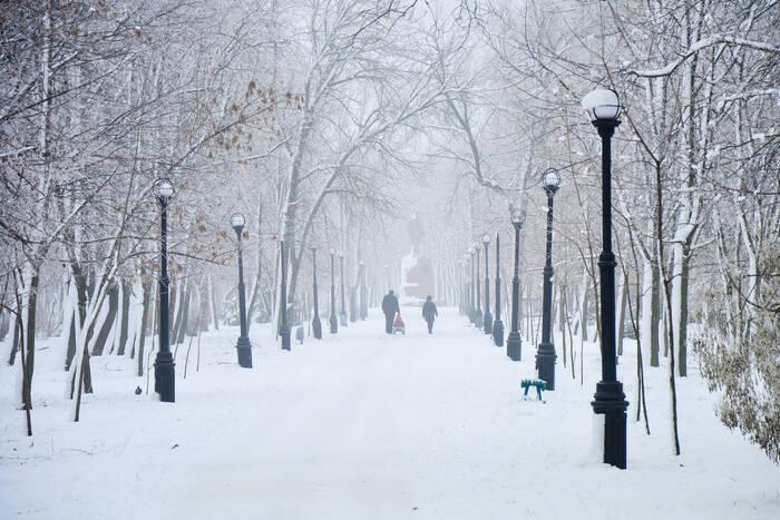 Прогноз погоды на 12 февраля: дождь со снегом, -13°С